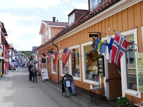 Sigtuna en Suède (photos)