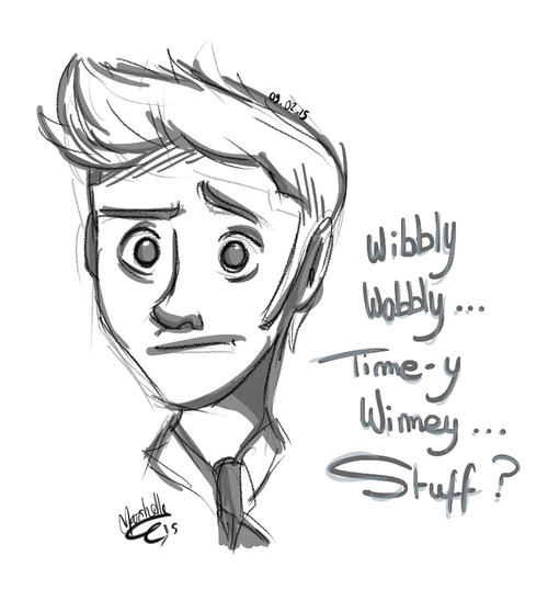 Wibbly-Wobbly, Timey, Wimey... Stuff ?- Fan Art