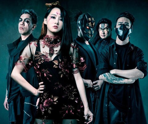 CHTHONIC - Les détails du nouvel album Battlefields Of Asura