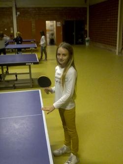Tennis de Table CM2