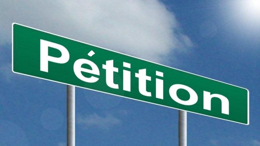 pétition