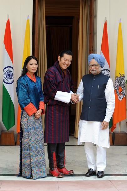 Visite aux Indes