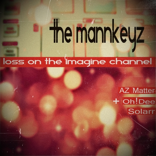 The Mannkeyz - Loss On The Imagine Channel (2011) [Experimental, Instrumental Hip Hop]