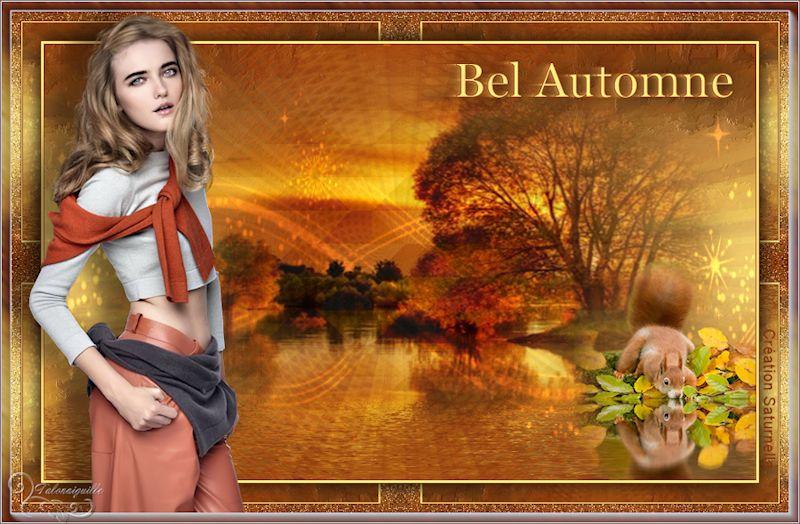 *** Bel automne ***