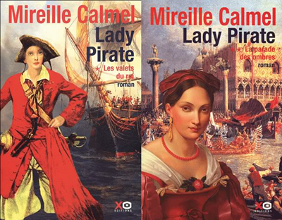 Lady Pirate T. I & II ~ Mireille Calmel