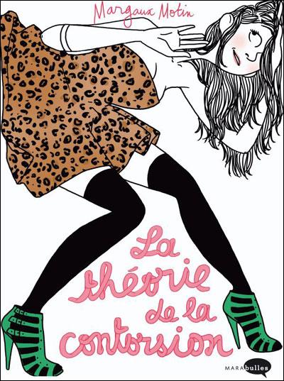 Margaux Motin, La théorie de la contorsion