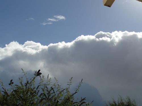 Bords de nuages