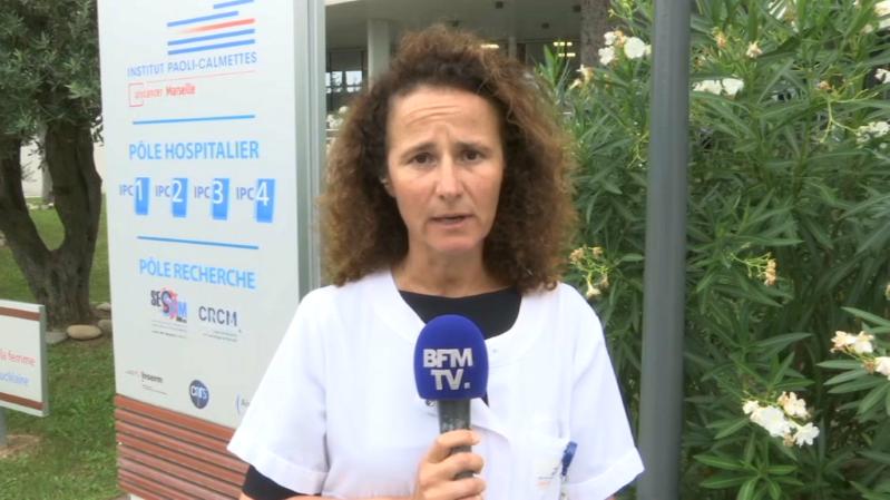 """Bernard Tapie de retour à Marseille pour un traitement """"unique"""" en France, selon sa cancérologue"""