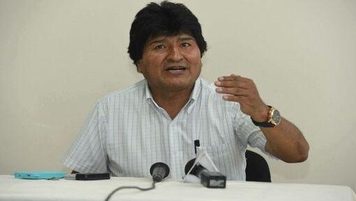 El expresidente boliviano Evo Morales divulgó el contenido del Acta de Entendimiento elaborada por el Tribunal Supremo Electoral.