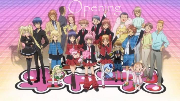 Opening & Ending