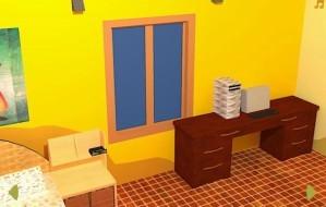 Color puzzle escape