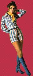 1971, Sheila mannequin.