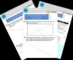 évaluation cogérée: géométrie au CM