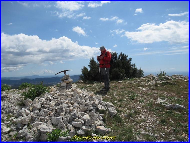 Le mont Lantin par les deux brèches Rogier