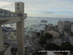 Salvador de Bahia (Le Pelourinho)