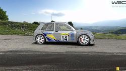 Renault Clio Maxi kitcar