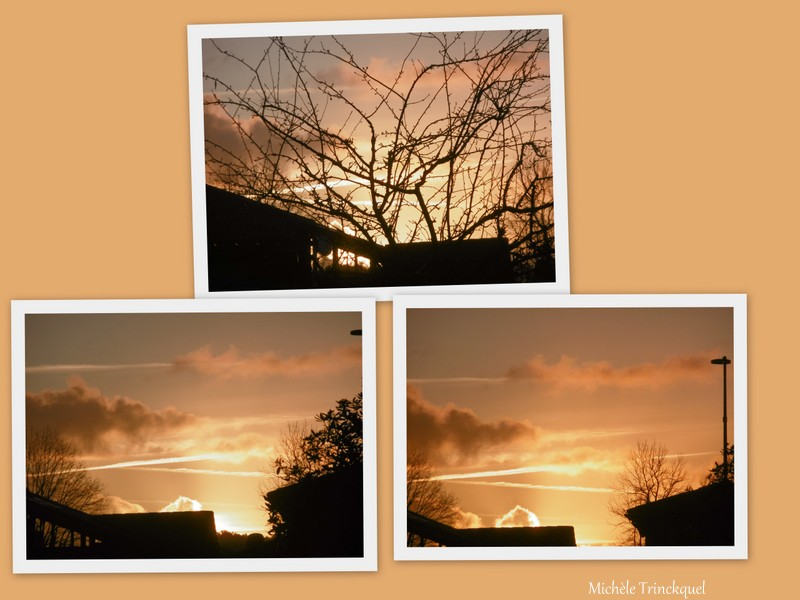Le ciel au matin du 19 février....