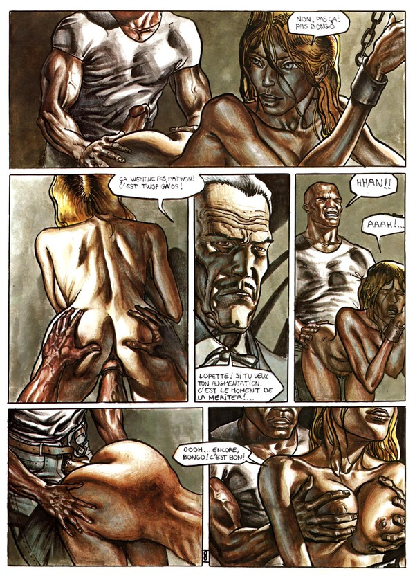 Les dépravations du Comte Zartog
