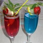 cocktail des amoureux spécial Saint Valentin