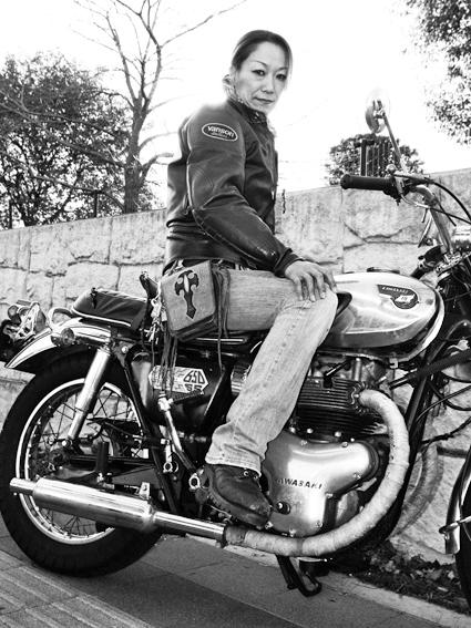 Le Japon explore son passé motocycliste (7)