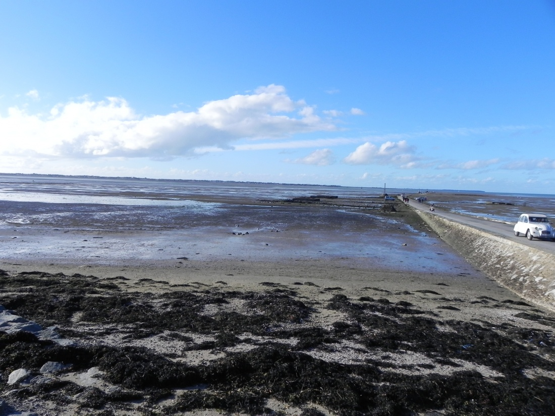 le passage du Gois en Vendée