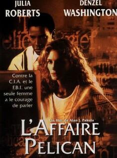 L'AFFAIRE PELICAN BOX OFFICE FRANCE 1994