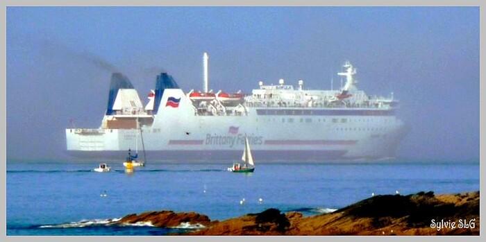 Bateaux ... dans le Cotentin (Normandie)