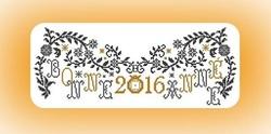 SAL Bonne Année 2016 - 2ème étape !