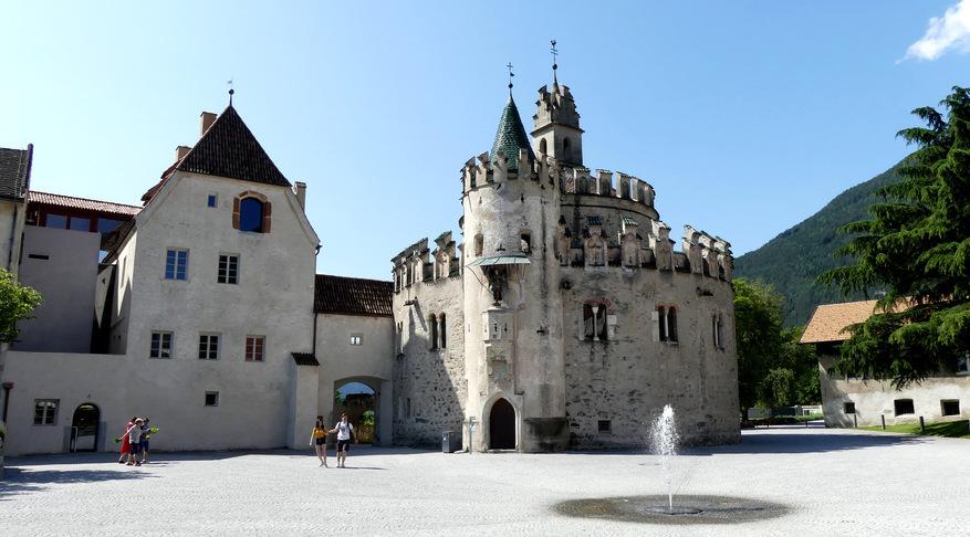 Abbaye de Novacella.....