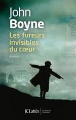 Les fureurs invisibles du coeur  John Boyne