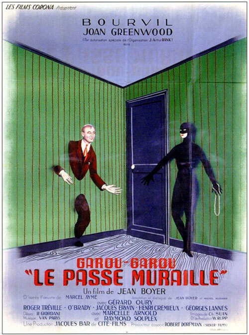 LE PASSE MURAILLE 1951 BOX OFFICE