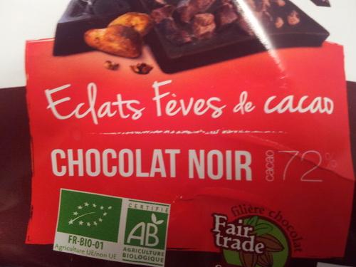 ° Chocolat Belledonne - Pointes de saveur