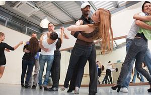 dance ballet class salsa ballet class