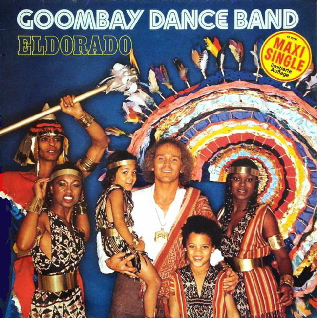 ALOHA-OE  -  SUN OF JAMAÏCA  -  ELDORADO  -  TAKE ME DOWN TO THE CARIBBEAN  -   SEVEN TEARS  -  DONT YOU CRY CAROLINE  par  GOOMBAY DANCE BAND