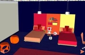 Kids room escape
