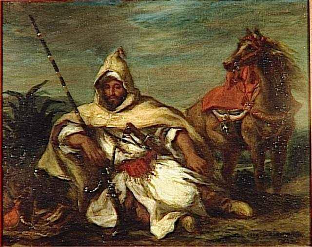 guerrier arabe