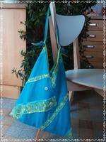 """Tuto : Un sac """"origami"""""""