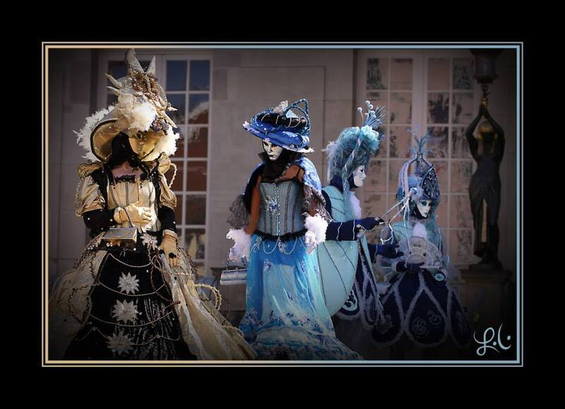 MISE EN SCENE DE MES COSTUMES 2014 PAR LADY LILI