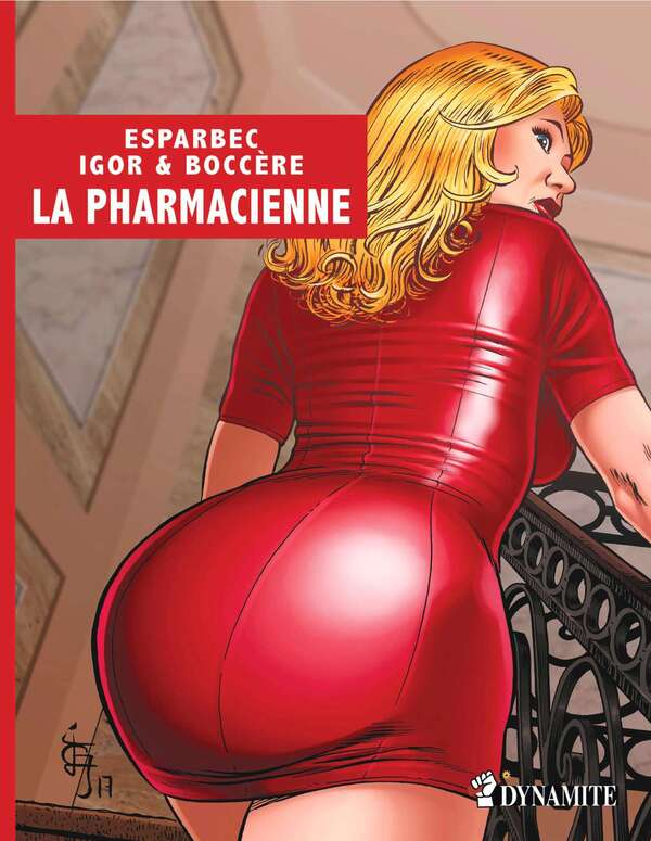 Igor @La Pharmacienne