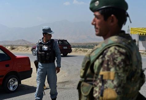 Le lourd tribut des forces de sécurité afghanes