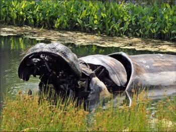 Photos de sculptures articulées (La roche sur Yon)