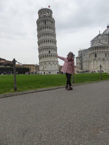 Escapade en Italie : région des Cinque Terre, Pise