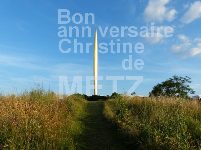 Metz / Un anniversaire au Parc de la Seille !