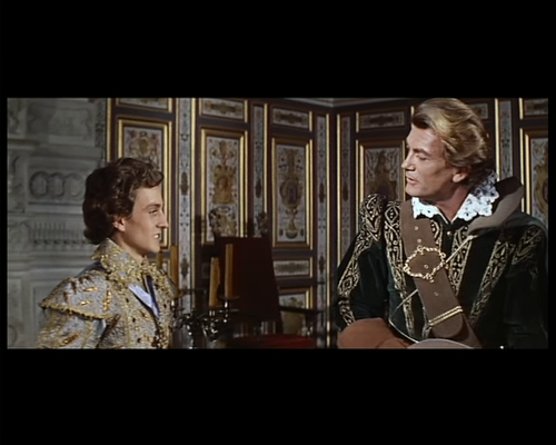 LE CAPITAN - BOX OFFICE JEAN MARAIS 1960