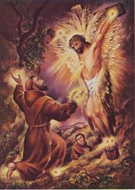 Les Stigmates de Saint François d'Assise