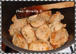 Filet Mignon de Porc aux Champignons