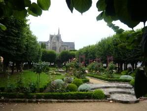 Guerlesquin - Le Grand Jardin