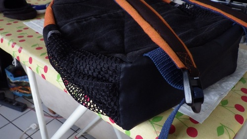 Un sac à dos pour la rentrée
