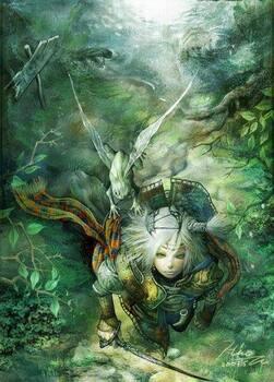 Coup de Coeur: Fairy prince by HiroUsuda