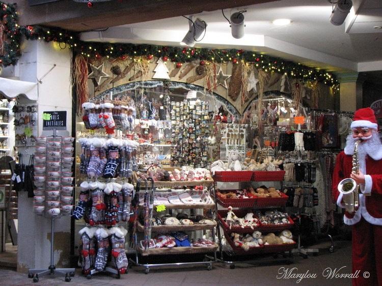 Noël en Alsace : Balade dans Colmar